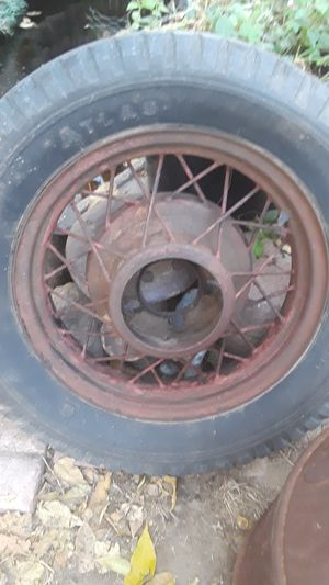 1930's Model T wheel for Sale in Modesto, CA