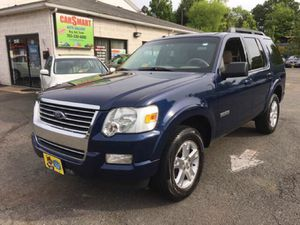 07 Ford Explorer leather ,3rd seat for Sale in Manassas, VA