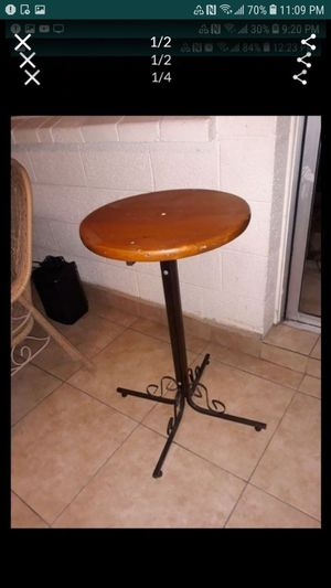 2 Bar table Each one for $15 for Sale in Glendale, AZ