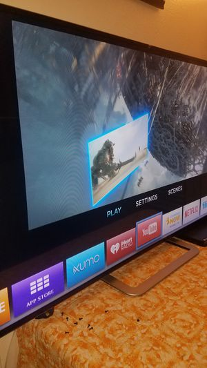 "50""Vizio Led 4k 2160p Ultra High Definition Smart TV wi-fi Model P502UI-B1E for Sale in San Jose, CA"