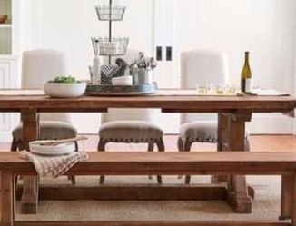 Pottery Barn Stafford Reclaimed Wood Dining Bench for Sale in Kirkland,  WA