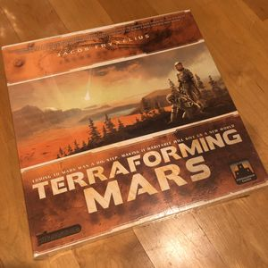 Terraforming Mars board game (brand new - sealed) for Sale in Alamo, CA