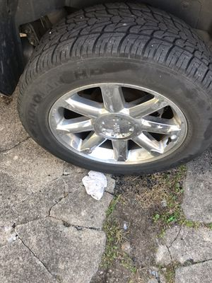 4 Truck gmc time 6lugs for Sale in Philadelphia, PA