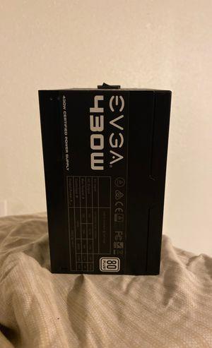 EVGA 430W 80+ PC Power Supply for Sale in Castle Rock, WA