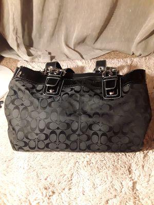 Black COACH Bag for Sale in Seattle, WA