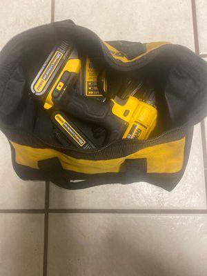 20vMax Dewalt Drill for Sale in Peoria, AZ
