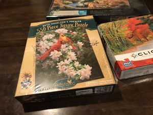 Nature Themed Puzzles for Sale in Leawood, KS