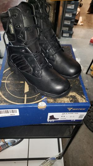 Bates GX-8 Gore-Tex W/ Side Zipper Boots Size 9.5 for Sale in Los Angeles, CA