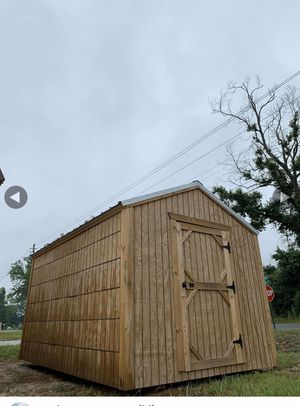 8x12 storage shed for Sale in Cumming, GA