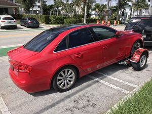 Audi A4 parts available! Parting out 2010 Audi A4 09-12 Audi A4 for Sale in North Bay Village, FL