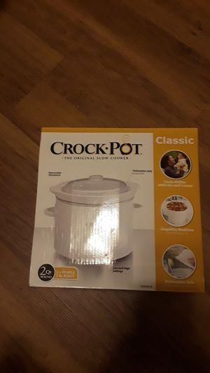CROCKPOT 2QT BRAND NEW for Sale in Lincoln, RI