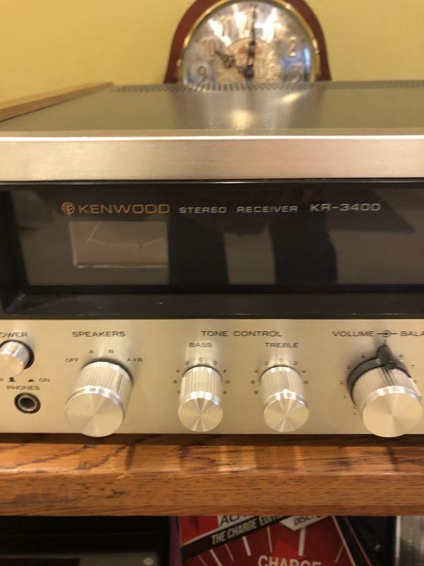 Kenwood KR-3400