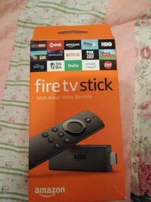 Fire TV stick for Sale in San Antonio, TX