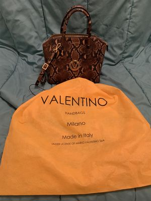 Valentino Snakeskin Tote Purse for Sale in Los Angeles, CA