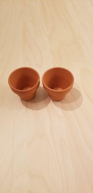 Small plant pots for Sale in Fairfax, VA