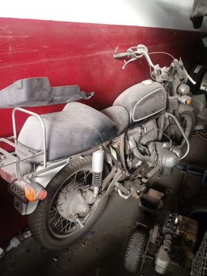 BMW R60/5 motorcycle 1970 Starts up!! $4,000obo for Sale in Hialeah, FL