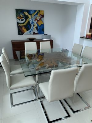 Modern Dining Table for Sale in North Miami Beach, FL