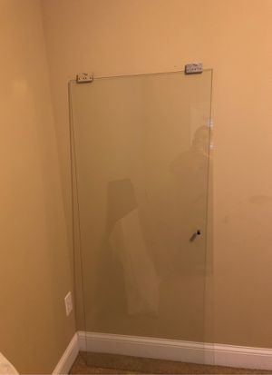 36 in Glass Shower Door for Sale in Hilliard, OH
