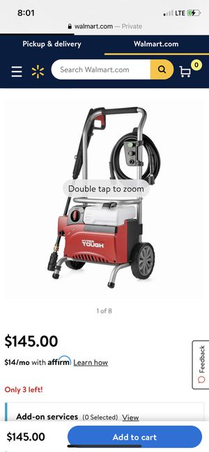 Power washer for Sale in Knoxville, MD