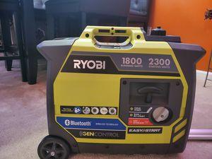 Ryobi Inverter Generator Brand new hasn't run more than 15 minutes 525 new Asking 400 for Sale in Miami Beach, FL