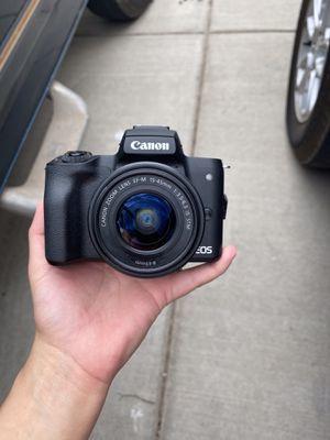 Canon Eos M50 for Sale in Chula Vista, CA