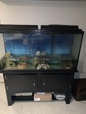 Fish tank for snake or fish for Sale in Arbutus, MD