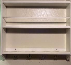 IKEA Stenstorp Plate Shelf -White Discontinue, Pre-Owned- Excellent Condition for Sale in Rowland Heights,  CA