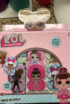 Dress up dolls LOL for Sale in Baldwin Park, CA