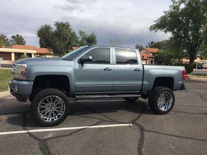 2016 Chevy Silverado 4x4 for Sale in Chandler, AZ