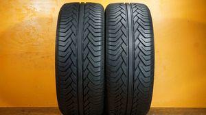 2 used tires 275/50/20 YOKOHAMA ADVAN for Sale in Clearwater, FL