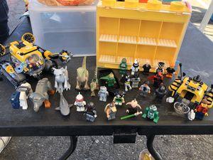 Legos figures for Sale in Fresno, CA