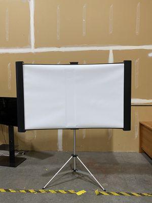 "Epson Duet 80"" Portable Projector Screen for Sale in Kirkland, WA"