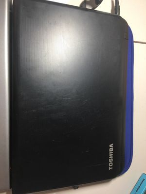 TOSHIBA 15.6 Laptop for Sale in Salt Lake City, UT