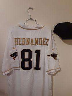 Aaron hernandez patriots jersey for Sale in Bristol,  CT