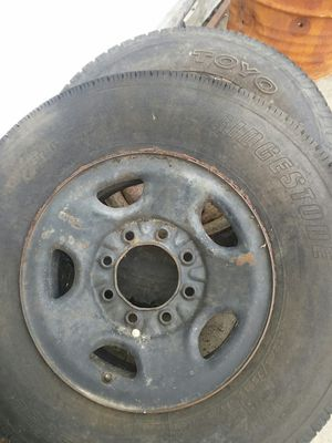 Truck/SUV/Trailer Rims for Sale in Sterling, MA