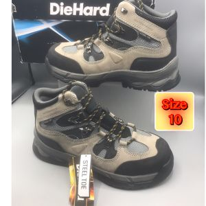 Dir Hard Men's Steel Toe Waterproof Boots Size 10 for Sale in Tinton Falls, NJ