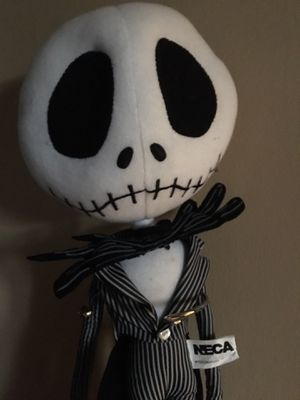 Nightmare Before Christmas Jack Large Plush NECA for Sale in Pittsburgh, PA