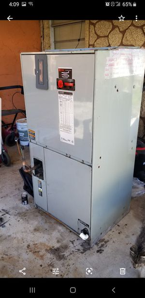 Trane 3 1/2 Ton Central AC unit for Sale in Orange Park, FL