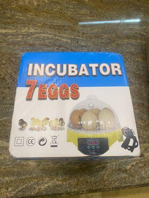Mini 7 Egg Incubator New in Box for Sale in Scottsdale, AZ