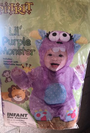 Baby Halloween Costume for Sale in Bingham Canyon, UT
