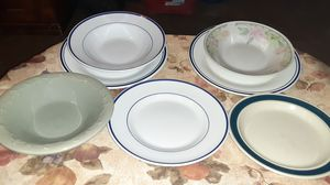 Different plates for $4 for Sale in Atwater, CA