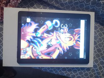 "12"" Android Tablet Black With Silver for Sale in Amarillo,  TX"