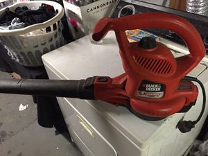 Leaf blower electric for Sale in Windsor Locks, CT