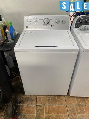 Washer Kenmore High Efficiency AVAILABLE NOW! #1570 for Sale in Kissimmee, FL