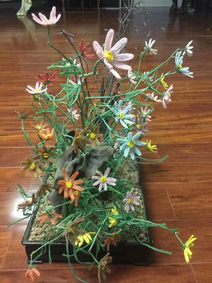 Handcrafted Artisan Decorative Bead Flowers for Sale in Ellicott City, MD