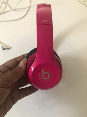 Beats Hot Pink for Sale in San Jose, CA