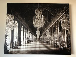 Hall Of Mirrors Wall Art $150 OBO for Sale in San Diego, CA
