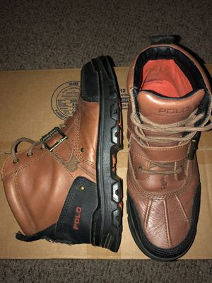 Polo Ralph Lauren Boots for Sale in Hartford, CT