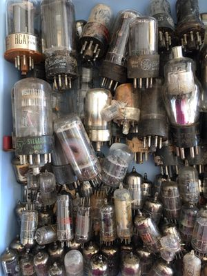ELECTRON TUBES for Sale in Antioch, CA