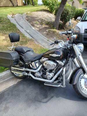 2010 Harley Davidson Fatboy for Sale in San Diego, CA